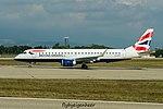 G-LCYU Embraer ERJ 190SR (190-100SR) E190 - CFE (29856105655).jpg