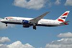 G-ZBJE Boeing 787 British Airways (15983679523).jpg