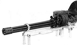 GAU-8 Avenger Gatling-style autocannon