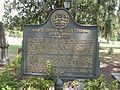 GA Savannah HD Colonial Park Cem Cottineau marker01.jpg