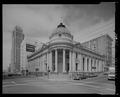 GENERAL EXTERIOR VIEW - Hibernia Bank, 1 Jones Street, San Francisco, San Francisco County, CA HABS CAL,38-SANFRA,150-1.tif