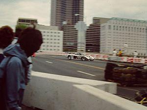 Street circuit - IMSA street circuit in Columbus, Ohio.