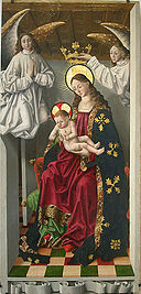 Gallego - Virgin and Child parrot.jpg