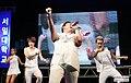 Gangnam Style PSY 16logo (8037754092).jpg