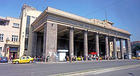 Image illustrative de l'article Gare de Bucarest Nord