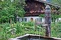 Garmisch - Altstadt (Fußgängerzone) (12) - Bauerngarten an der Fußgängerzone - Flickr - Pixelteufel.jpg