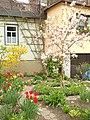 Garten in Eisenach kurz vor Ostern 2011 - panoramio.jpg