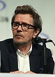 Photo of Gary Oldman at WonderCon Anaheim in 2014.