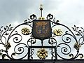 Gates of St Mary's Church, Eccleston, Cheshire 3.JPG