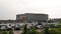 Gdańsk Ergo Arena – koncert Iron Maiden 04.07.2013.JPG