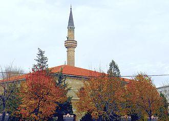 """Islam in Romania - Image: Geamia """"Abdul Medgid"""""""