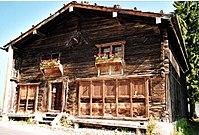 Geburtshaus von Zwingli in Wildhaus
