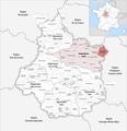 Gemeindeverband Cléry, du Betz et de l'Ouanne - Centre-Val de Loire 2019.png