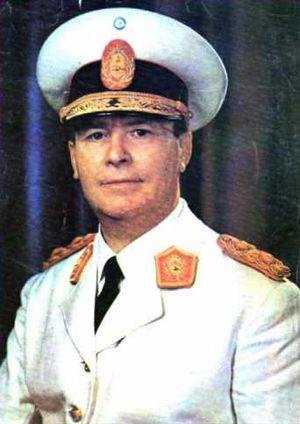 Manuel Savio - General Manuel Savio