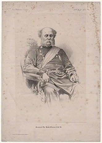 John Jarvis Bisset - Sir John Bisset