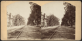 Genesee Street, Utica, from Cottage St. looking down, by C. H. Scofield 3.png