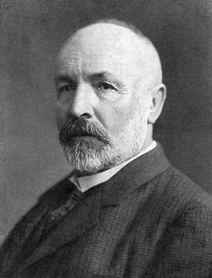 Georg Cantor - Image: Georg Cantor 2