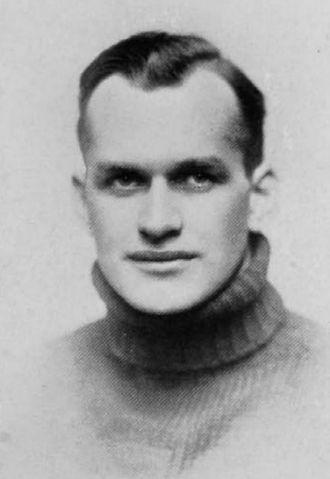George Little (American football coach) - Little pictured in The Cincinnatian 1915, Cincinnati yearbook