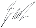 George R. R. Martin signature.png