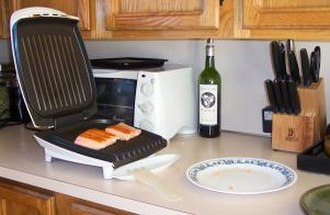 Russell Hobbs, Inc. - A typical George Foreman grill