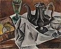 Georges Kars, Zátiší se zelenou sklenicí, 1914.jpg