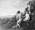 Gerard I Hoet - Landscape with Shepherd and Shepherdess - KMSst168 - Statens Museum for Kunst.jpg