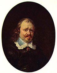 Portrait of Godard van Reede (1588-1648), c. 1646