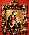 Gerino gerini (attr.), madonna col bambino e san giovannino, 1514 ca, da museo diocesano di pistoia, 01.jpg