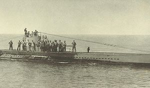 German Submarine U38.jpg