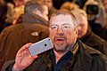 German actor Armin Rohde Opening of the 65th Berlin International Film Festival at the Berlinale Palast.jpg