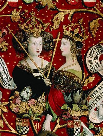 Theodora Komnene, Duchess of Austria - Gertrude of Süpplingenburg and Theodora Komnene