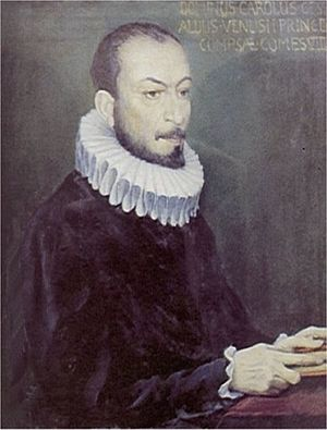 Carlo Gesualdo - Carlo Gesualdo, Prince of Venosa.