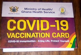 COVID-19 vaccination in Ghana