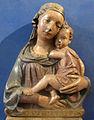Ghiberti (bottega), madonna col bambino.JPG