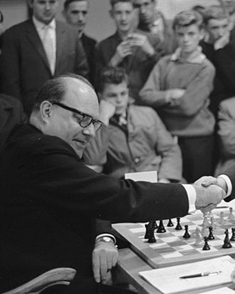 Gideon Ståhlberg - Image: Gideon Stahlberg 1961