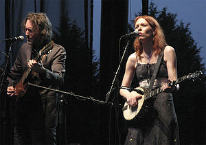 Dave Rawlings and Gillian Welch, Marymoor Park...