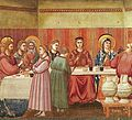 Giotto - Scrovegni - -24- - Marriage at Cana excerpt.jpg