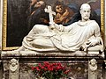 Giovan battista caccini, san giovanni gualberto disteso, 1580.jpg