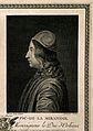 Giovanni Pico della Mirandola (Johannes Picus Mirandulanus). Wellcome V0004661.jpg