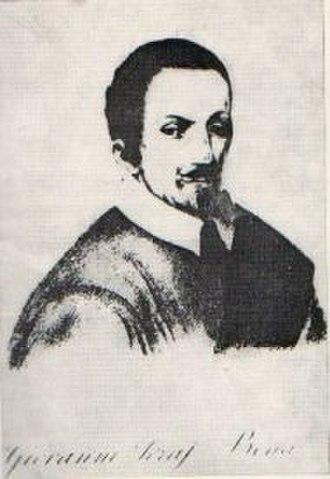 Bona family - Image: Giovanni Serafino Bona