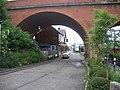 Glasshouse Bridge and Tyne Pub - geograph.org.uk - 197549.jpg