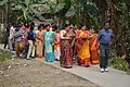 Goddess Ganga Inviting Procession - Upanayana Ceremony - Simurali 2015-01-30 5273.JPG