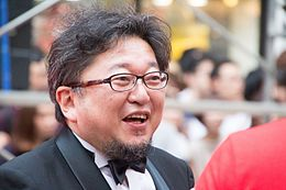 Godzilla Resurgence World Premiere Red Carpet- Higuchi Shinji (27989045433).jpg