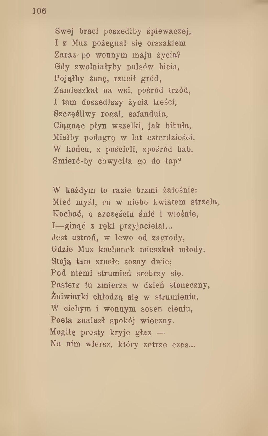 Stronagomulickiego Wiktora Wiersze Zbiór Nowydjvu109