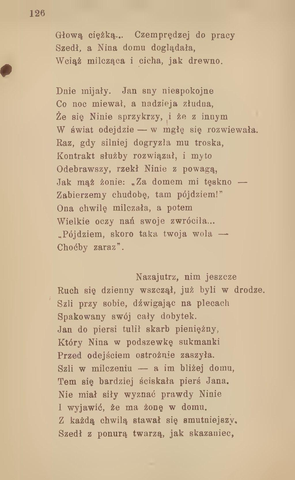 Stronagomulickiego Wiktora Wiersze Zbiór Nowydjvu129