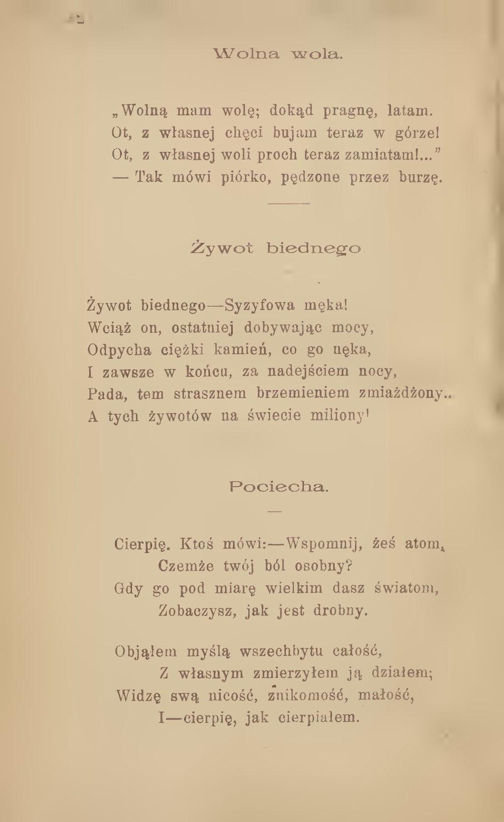 Stronagomulickiego Wiktora Wiersze Zbiór Nowydjvu35