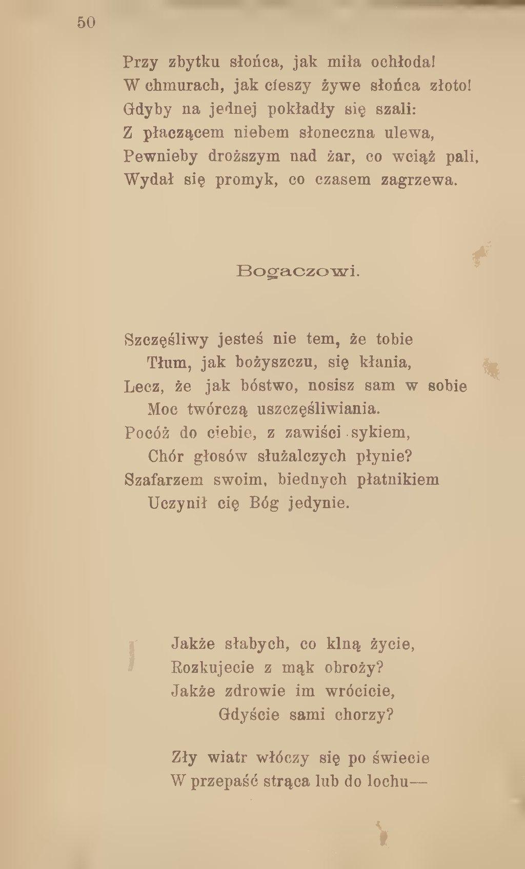 Stronagomulickiego Wiktora Wiersze Zbiór Nowydjvu53