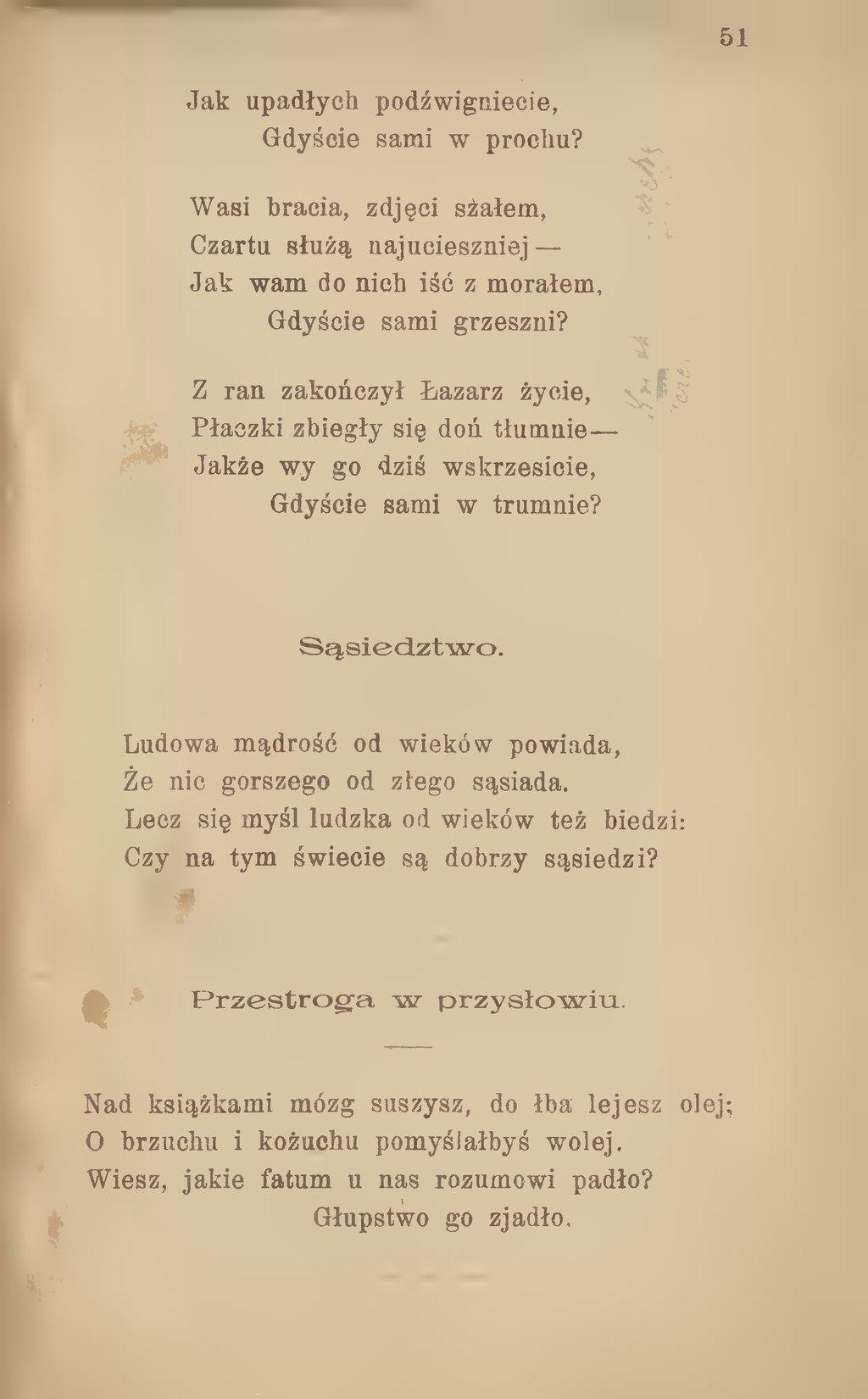 Stronagomulickiego Wiktora Wiersze Zbiór Nowydjvu54