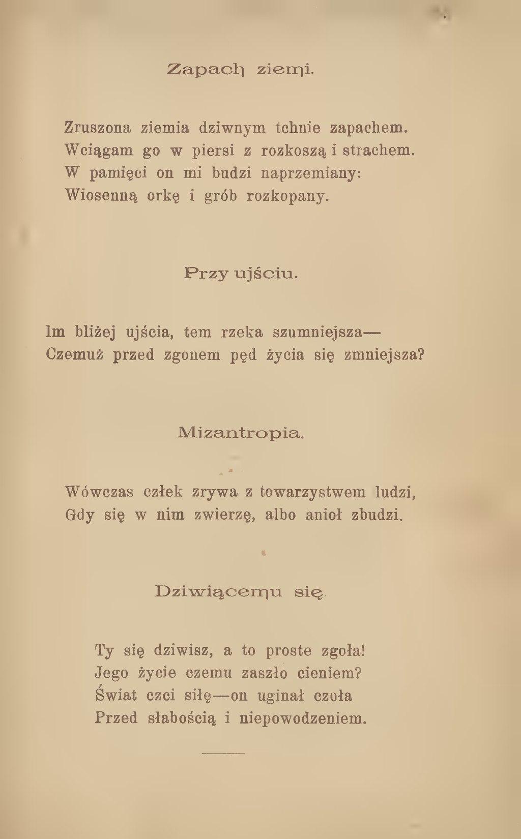 Stronagomulickiego Wiktora Wiersze Zbiór Nowydjvu58