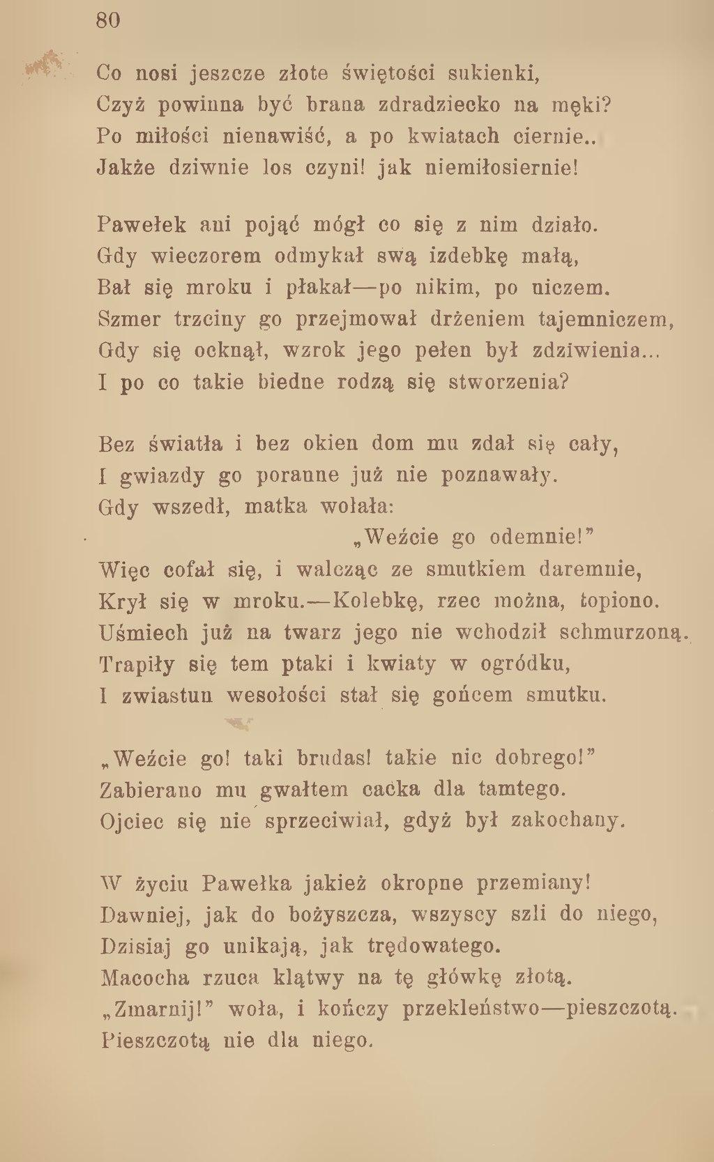 Stronagomulickiego Wiktora Wiersze Zbiór Nowydjvu83